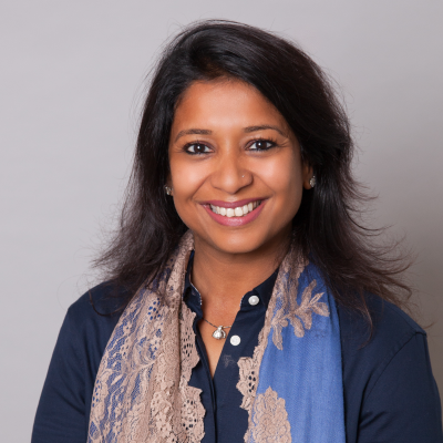Ritu Mohanka, Vice President of Strategy & Business Development at Glint