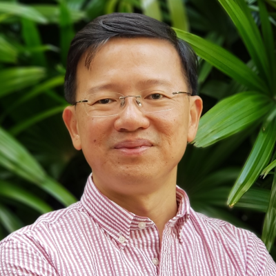 Roland Liew, Head of Digital Transformation at Parkway Pantai