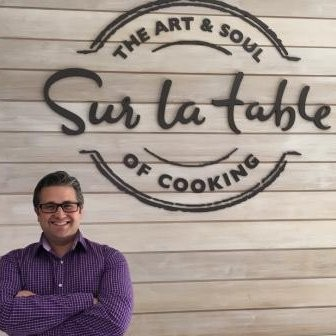 Ben Rosenfeld, SVP, Stores at Sur La Table