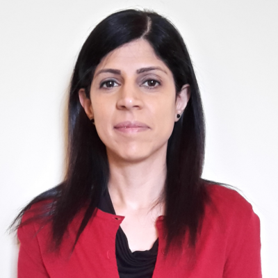 Reena Raichura, Head of Product Solutions & Customer Success at Glue42