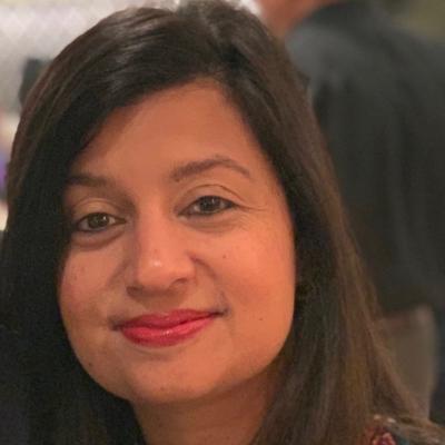 Ranu Coleman, CMO at Azazie