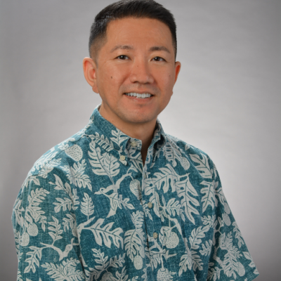 Aaron Vallely, VP of Retail Experience at Hawaii State Federal Credit Union