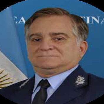 Lieutenant General Alejandro Gabriel Amorós, Training and Readiness Commander at Argentine Air Force