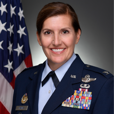 Colonel Deanna Franks