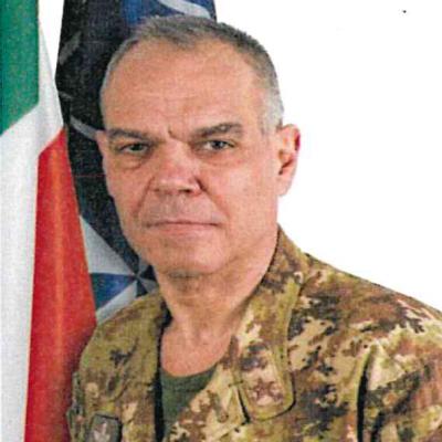 Major General Maurizio Riccò