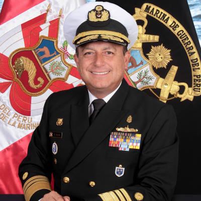 Vice Admiral Silvio Alva Villamón
