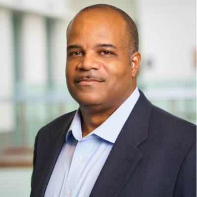 Linzell Harris, Senior Vice President, Global Supply Chain and Strategy at AstraZeneca