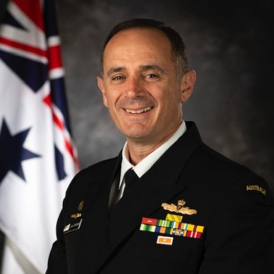 Commodore John Stavridis