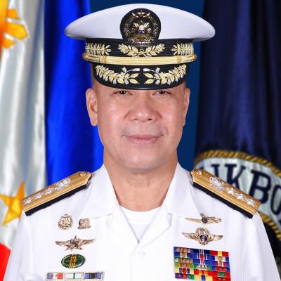Vice Admiral Giovanni Carlo Bacordo