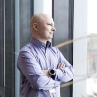 Jari Tirikainen, Digital Innovation Manager at ISS
