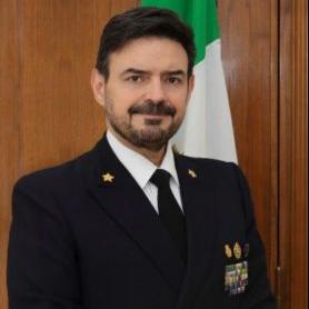 Rear Admiral Fabio Agostini