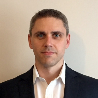 Gavin Harris, Global Category Manager – Software at Shell