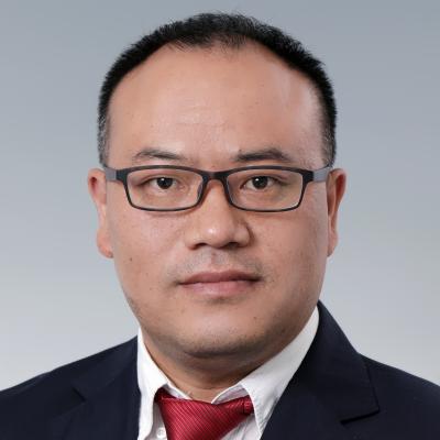 Jinren Mei, VP Engineering at Schaeffler China