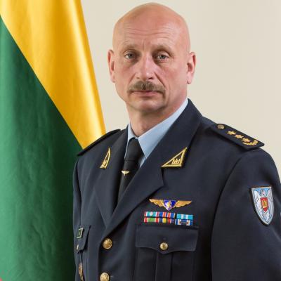 Colonel Dainius Guzas