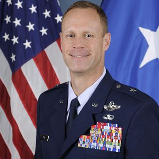 Brigadier General Jim Sears