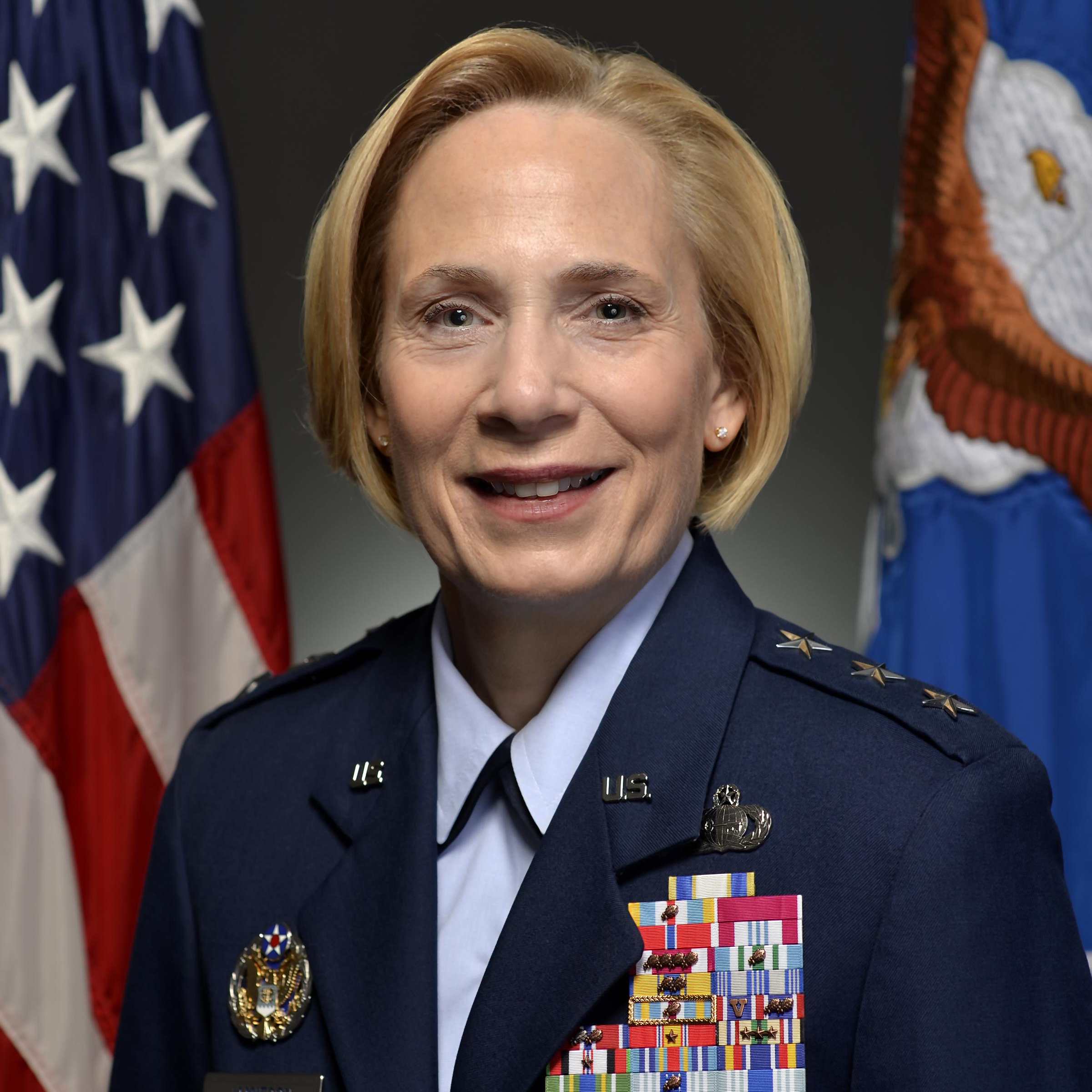 Lieutenant General VeraLinn Jamieson