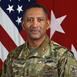 Lieutenant General Jason T. Evans