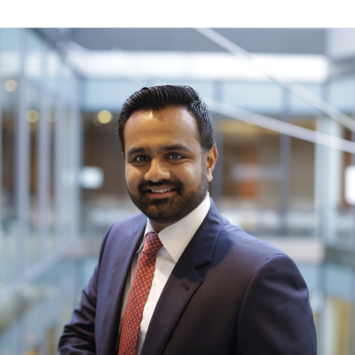 Ankheet Dedhia, Head of FX Product Americas at LCH