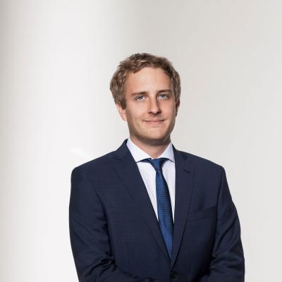 Tobias Mayer, CTO at LION Smart