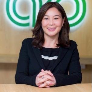 Ms Huey Tyng Ooi, Managing Director, GrabPay - Singapore, Malaysia & The Philippines at Grab