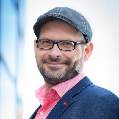 David Nagy, Head of Marketing at EcoDiva Beauty/Cue Brands