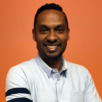 Arun Theivendirarajah, VP of Product at UserMind
