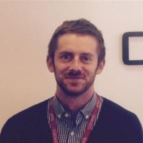 Simon Gallagher, Process Confirmation Manager at Diageo
