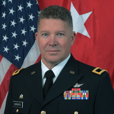 Brigadier General Stanley Budraitis