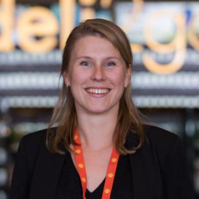Jos-Eline Hooft, Head of Merchandise Management IT at Shell NEW