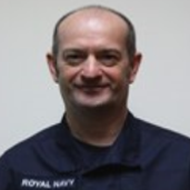 Lieutenant Commander Gary Brogan, FCO Regional Maritime Security Officer and UK HADR Liaison Officer at Royal Naval Reserve