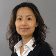 Caren Liu, Vice President, Research and ESG Technology at Eaton Vance