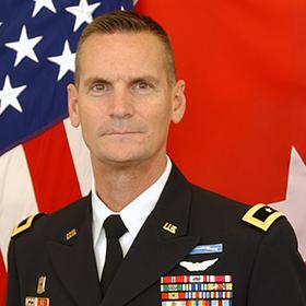 Major General Patrick A. Murphy