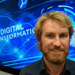 Oliver Zeplin, Senior Manager Digital Transformation at Satair Group (Airbus Group).