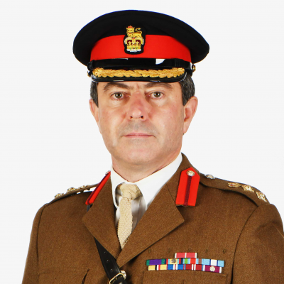 Colonel Eamon Walsh