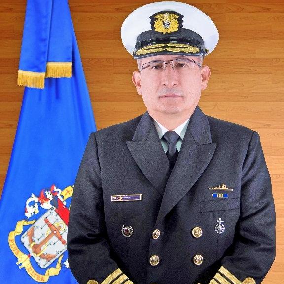 Vice Admiral Evelio Enrique Ramírez Gáfaro