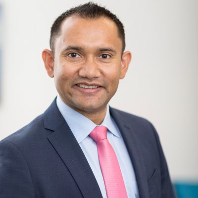 Subrata Bose, Global Head Clinical Trials Analytics & Insights at Bayer