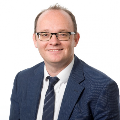 Steven Green, Head of Central Data Services at Financial Conduct Authority (FCA)