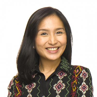 Candice Iyog, VP of Marketing & Distribution at Cebu Pacific
