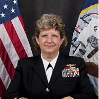Rear Admiral (Ret.) Danelle Barrett, Former Navy Cybersecurity Division Director and Deputy Chief Information Officer at US Navy