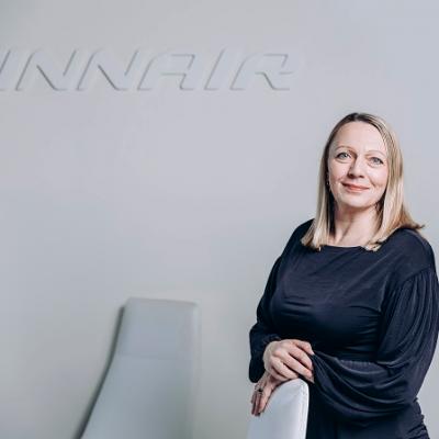 Harriet Liljestrom– Katisko, Director Indirect Procurement at Finnair