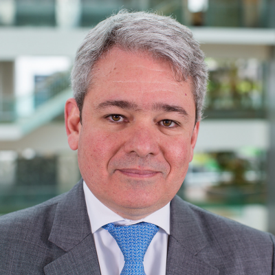 Marco Aleman, Director, Patent Law Division at WIPO
