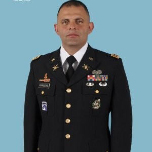 Lieutenant Colonel Hany Noureddine