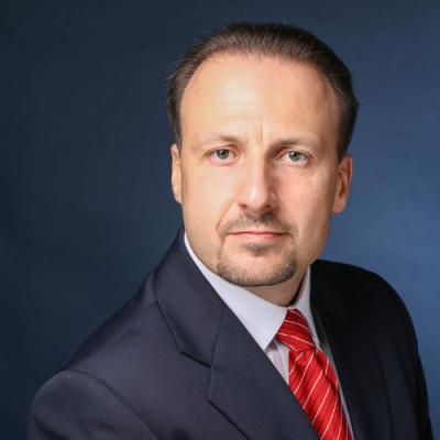 Panagiotis Kriaris, Global Head of Corporate & SME Banking at Western Union International Bank