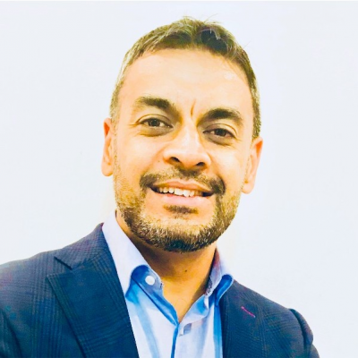 Harpreet Ghai, Consumer Relations Director – Consumer Healthcare Asia, Middle East & Africa at GSK