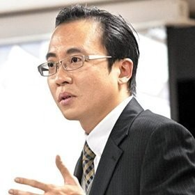 Dr Michael Fung, Deputy Chief Executive (Industry), Chief Human Resource Officer & Chief Data Officer at SkillsFuture SG