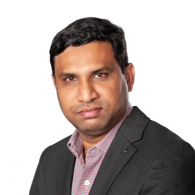 Sudhakar Adapa, Chief Exectuive Officer at Talent Vouch