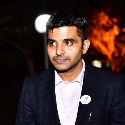 Krishna Kumar, Director, Sales at Radware - Shield Square