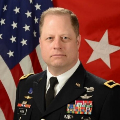 Brigadier General Walter Rugen