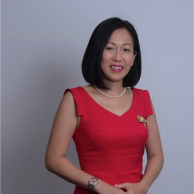 GG Kam, Chief Customer Experience Officer at AXA AFFIN Life Insurance Berhad