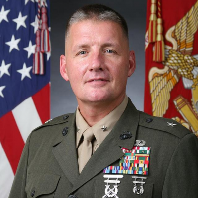 Major General Tracy King